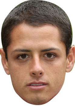 Javier Hernandez Celebrity Face Mask
