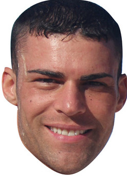 Jay Geordie Shore Celebrity Face Mask