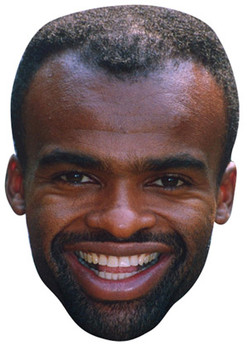 Kriss Akabusi Celebrity Face Mask