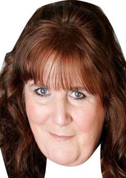 Lisa Dingle Emmerdale Celebrity Face Mask