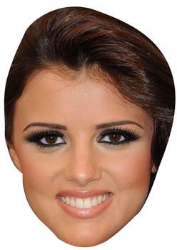 Lucy Mecklenburgh Mint Celebrity Face Mask