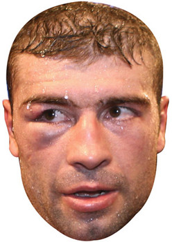 Michael Kessler Beat Up Celebrity Face Mask