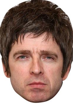 Noel Gallagher Celebrity Face Mask