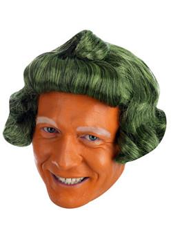 Oompa Loompa Celebrity Face Mask