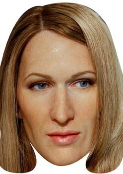 Steffi Graff Tennis Celebrity Face Mask