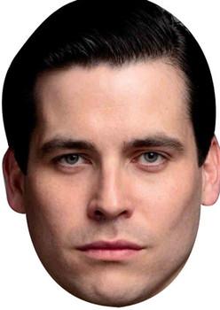 Thomas Barrow Celebrity Face Mask