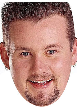 Toadie Neighbours Celebrity Face Mask