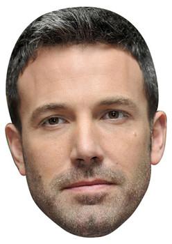 Ben Affleck Celebrity Face Mask