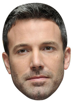 Ben Affleck Celebrity Face Mask