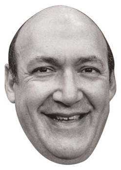 Bernard Bresslaw Carry On Celebrity Face Mask
