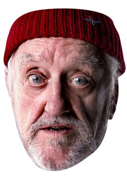Bernard Cribbins Celebrity Face Mask