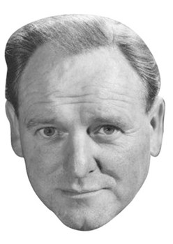 Bernard Lee Celebrity Face Mask