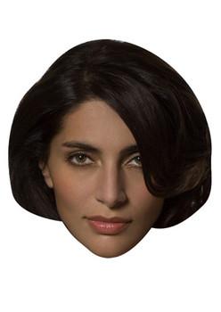 Caterina Murino Celebrity Face Mask