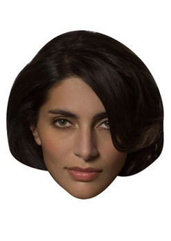 Caterina Murino Celebrity Face Mask