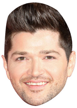 Danny Odonoghue Celebrity Face Mask