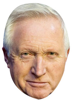 David Dimberley Celebrity Face Mask