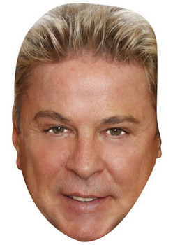 David Van Day Celebrity Face Mask