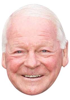 David Whelan Celebrity Face Mask
