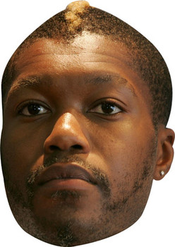 Djibril Cisse Celebrity Face Mask
