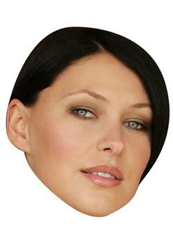 Emma Willis Celebrity Face Mask