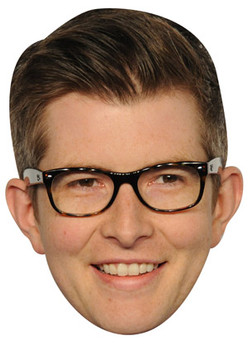 Gareth Malone Celebrity Face Mask