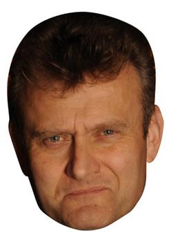 Hugh Dennis Celebrity Face Mask