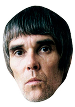Ian Brown Celebrity Face Mask