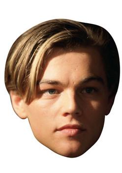 Jack Leonardo Di Caprio Celebrity Face Mask