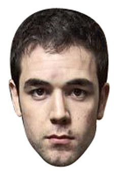 Jamie Maguire Celebrity Face Mask