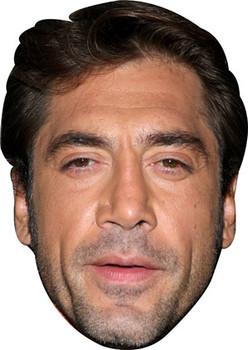 Javier Bardem Celebrity Face Mask