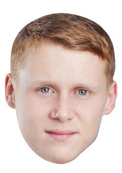 Jay Mitchell Celebrity Face Mask
