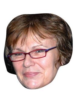 Julie Roberts Mint Mamma Mia Celebrity Face Mask