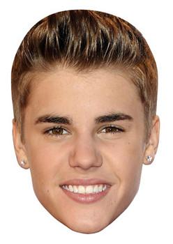 Justin Bieber Mint 2018 Music Celebrity Face Mask