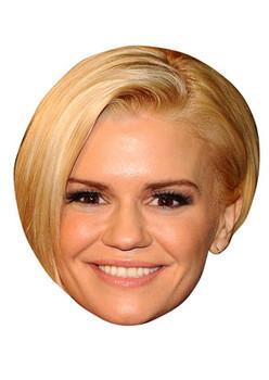 Kerry Katona Celebrity Face Mask