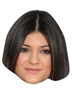 Kylie Jenner Celebrity Face Mask