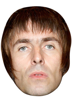 Liam Gallagher Celebrity Face Mask