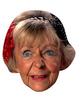 Madge Celebrity Face Mask