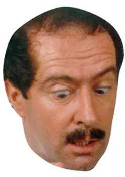 Manuel Fawlty Towers Celebrity Face Mask