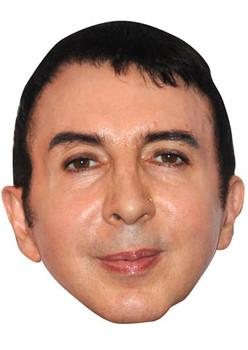 Marc Almond Celebrity Face Mask