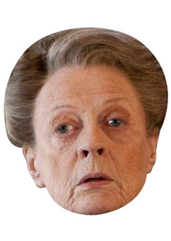Mcgonagall Celebrity Face Mask