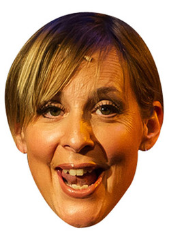 Mel Great British Bake Off Celebrity Face Mask