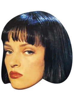 Mia Wallace Celebrity Face Mask