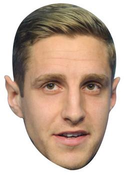 Michael Dawson Celebrity Face Mask
