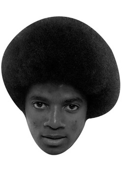 Michael Jackson Teenager Celebrity Face Mask