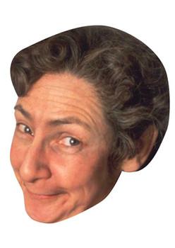 Mrs Doyle Celebrity Face Mask
