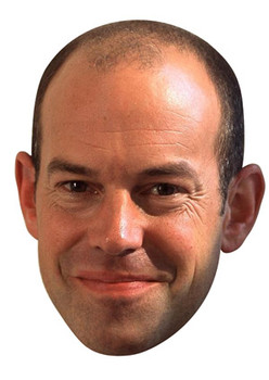 Phil Spencer Celebrity Face Mask