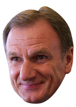 Phil Thompson Celebrity Face Mask
