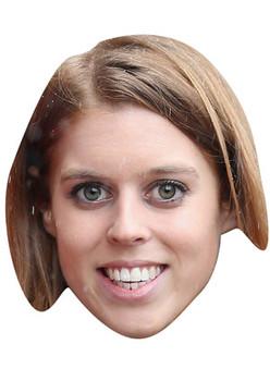 Princess Eugeanie Celebrity Face Mask