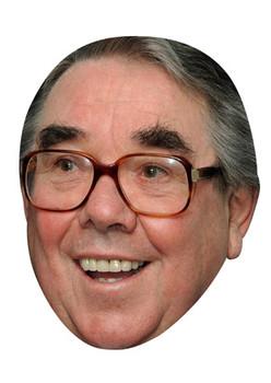 Ronnie Corbett Celebrity Face Mask