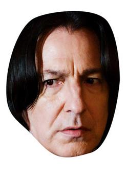 Severus Snape Celebrity Face Mask
